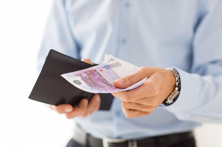 FSV-contante betaling