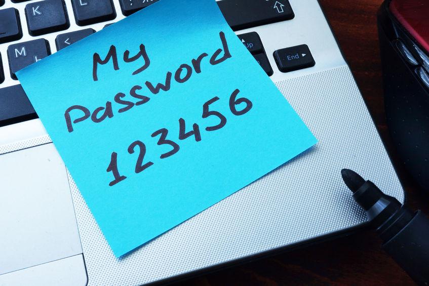 Boete voor achterhouden wachtwoord door ex-werkneemster