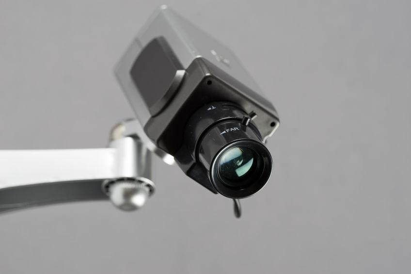 Verborgen cameras op de werkvloer