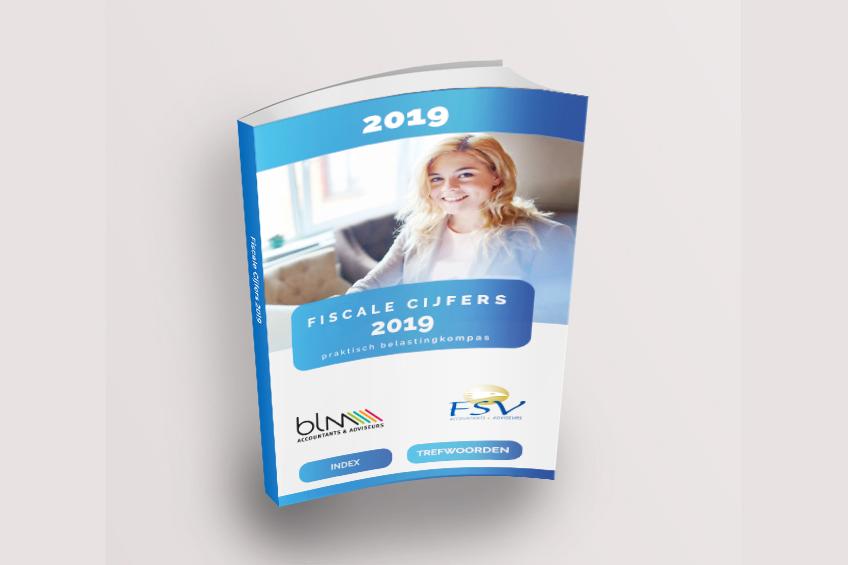 Fiscale Cijfers 2019 | FSV Accountants + Adviseurs