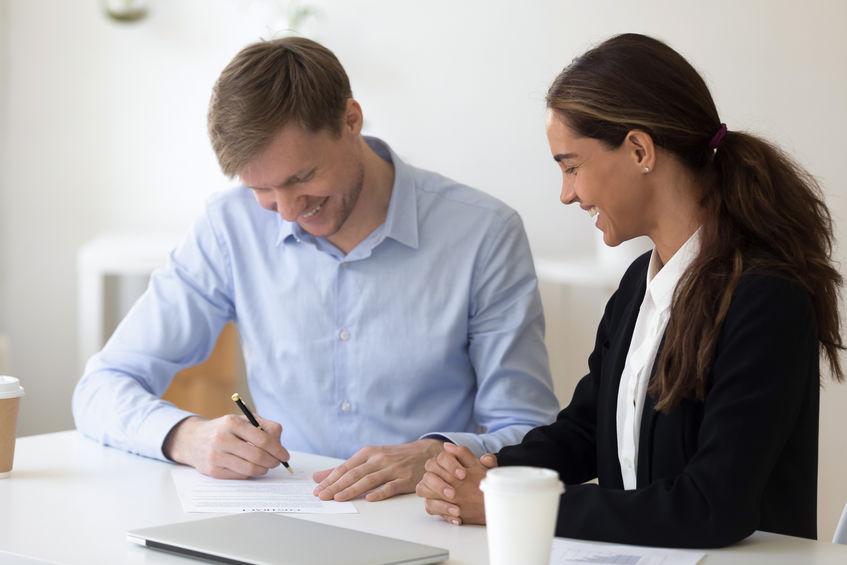 Schriftelijke Arbeidsovereenkomst aantrekkelijk gemaakt | FSV Arbeidsrecht