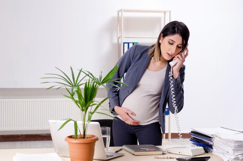 Schadevergoeding voor afgewezen zwangere sollicitante