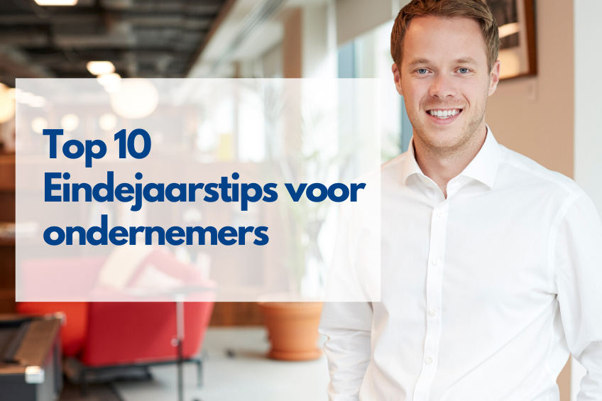 Top 10 Eindejaarstips voor ondernemers