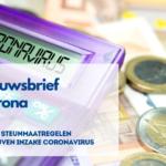 FSV Nieuwsbrief Extra steunmaatregelen inzake coronavirus